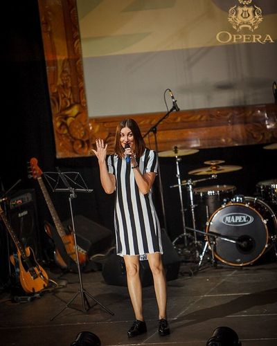 Stand-up Dnepr Comedy Stand_up Show Stand-up Show Talking Married Bride Wife Stand-Up | Dnepr City Opera Concert Hall 17.09