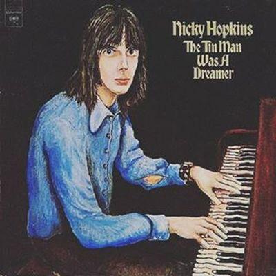 So Many Feels ! Nowplaying Nickyhopkins Thetinmanwasadreamer 1973 Masonandhamlin