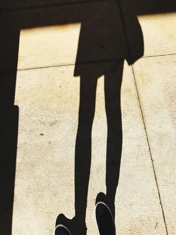 Long leg shadow Shadow Portrait Shadow Selfie Shadow On Ground Shadow Of Me Shadow Of A Woman Cool Shot Legs Legs Legs Long Shadow Long Shadows Shadow Silhouette Shadow Play Shadow Photography Shadows Shadows & Lights Shadow Long Legged Shadows Leggy Leg Shadow Long Legs EyeEm Selects Shadow Sunlight Low Section Focus On Shadow One Person Real People Standing Human Leg Lifestyles Human Body Part Love Yourself