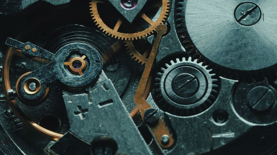 Man Mechanic Working Wristwatch Accessories Beauty Clock Clocks Clockwork Clockworks Close-up Day Gear Machine Part Machinery Macro Manufacturing Equipment Mechanism Metal No People Pendulum Swiss Technology Time Watch