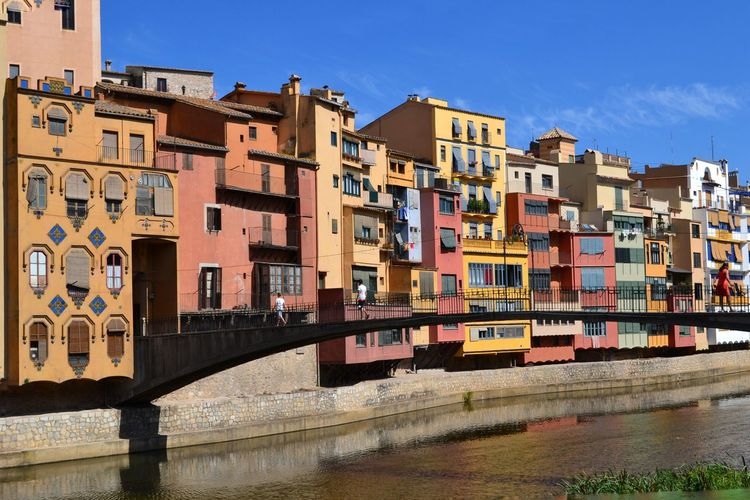The Architect - 2016 EyeEm Awards Girona Pont D'en Gómez Colorful Architecture No People