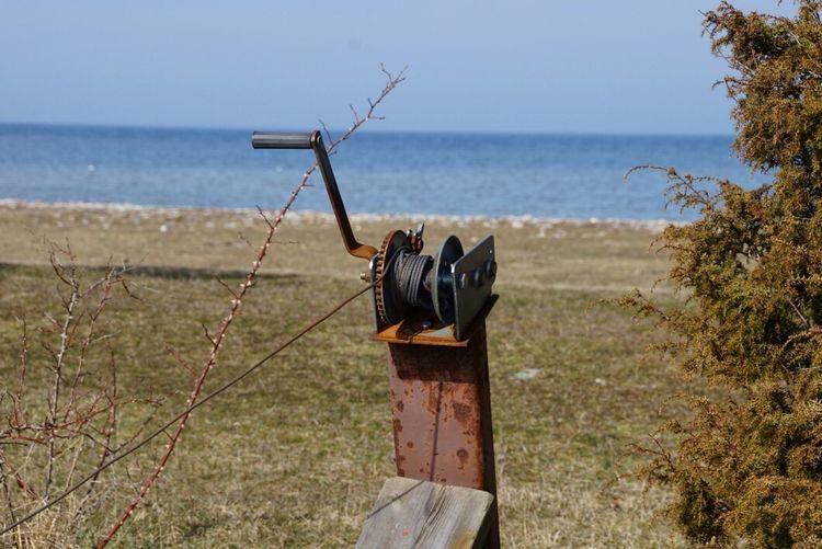 Fiskeläger Gotland