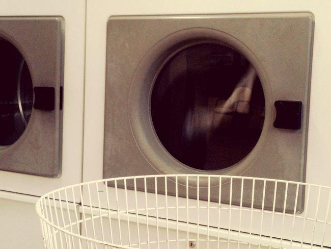 Stadtleben Trockner Waschen Trocknen Waschsalon Washsaloon Still Life Stadt Towncenter