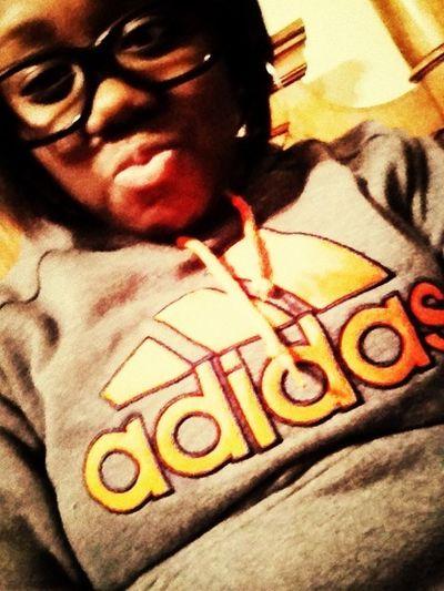 Adidas Sweat Jacket:)