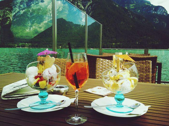 Austria, Achensee Enjoying Life !!!