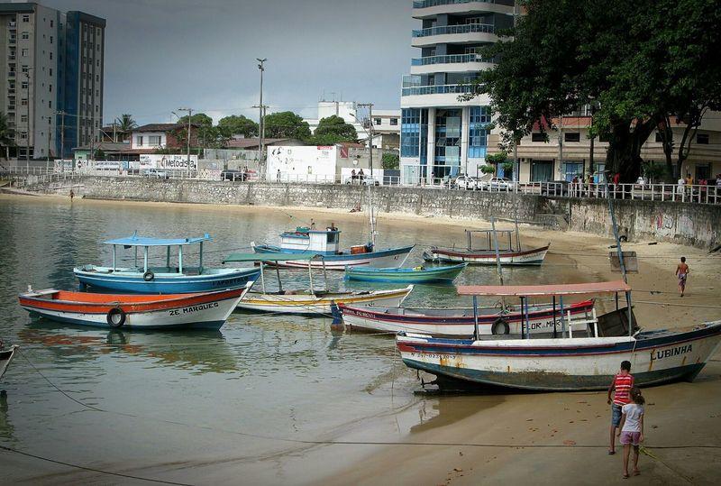 Simplicidade!!! Espiritosanto Es Guarapari Prainha Pescadores Embarcações Sail Eye4photography  EyeEm Best Shots EyeEm