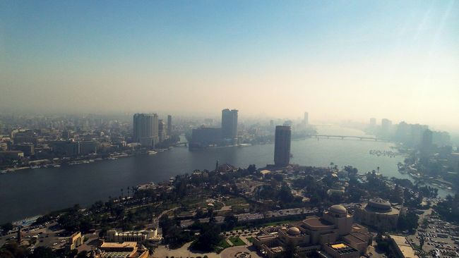 Nile Nile River Cairo Opera House Opera House Hotels Tourism In Egypt Tourism Travel Boats Sky Buildings Trees Palmtrees Roads Cars Bridge Being A Tourist Cairo Egypt City Landscape Cairo Tower Landmark Tower This Is Egypt MoMagdyStudio