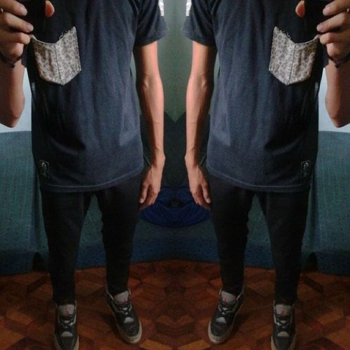 Ootd JordanMondays NoHeadsAllowed Dbtk Pockettee BlackAllTheWay Hashtag