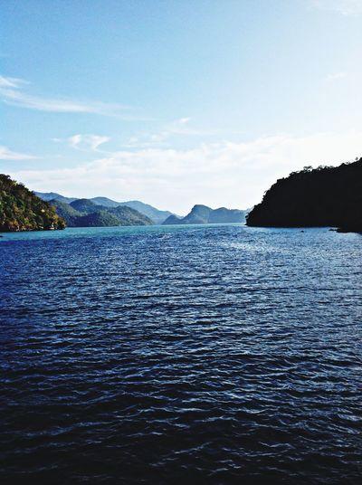 Between langkawi island