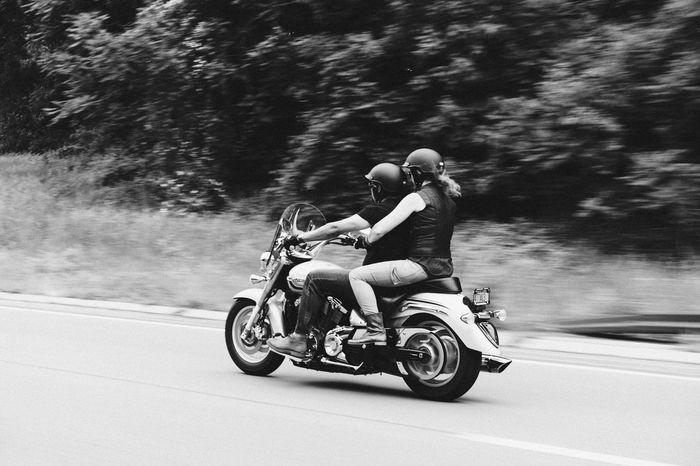 Summer New York Motorcycles Highway Fierce Speed Motion Motion Blur The Essence Of Summer
