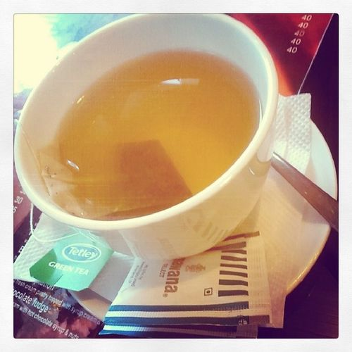 Green tea Roomate
