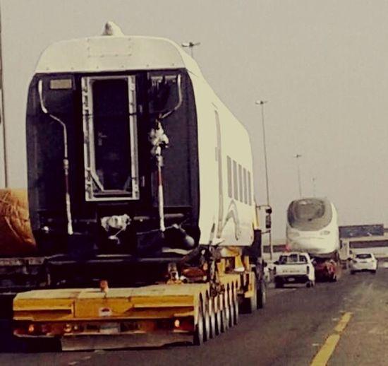 قطار الرياض الجديد