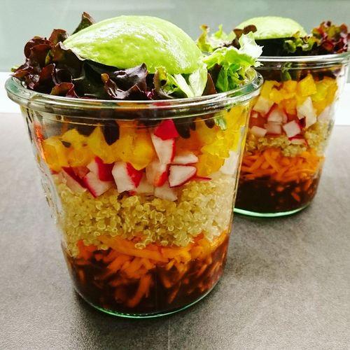 Food Healthy Eating Freshness Salad Salad In A Jar Healthy Lifestyle