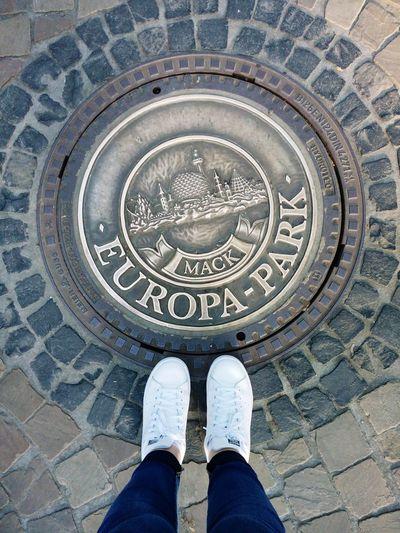 Europapark Attraction Park Magic STAN SMITH Whouaa ! 🎢