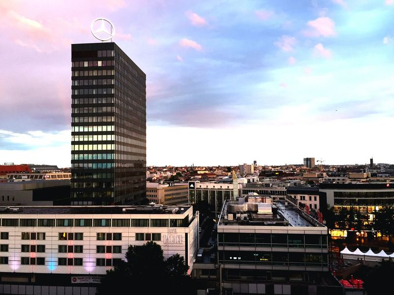 Europacenter Cityscapes Berlin