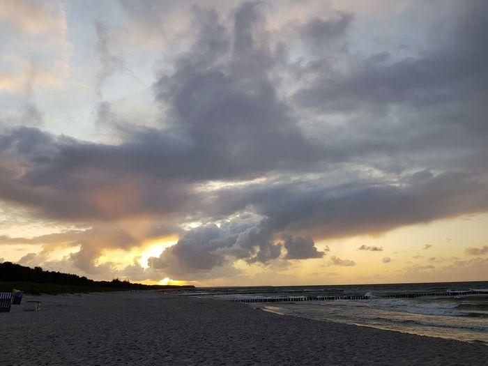 Sunset Baltic