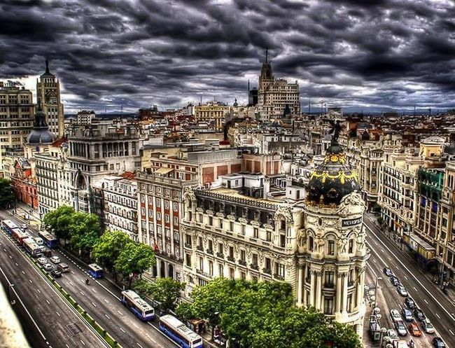 From Spain With Love Madrid