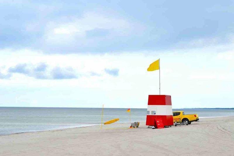 The EyeEm Facebook Cover Challenge Beach Photography Marielyst Beach