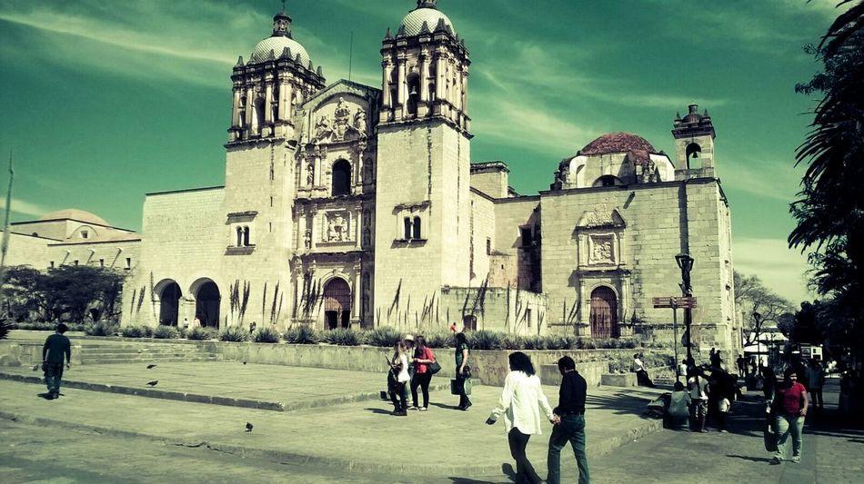 Oaxaca Mexico Santo Iglesia❤