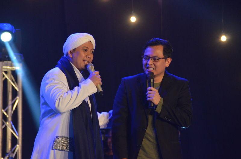 Casual Clothing Concert Fadzli Happiness Illuminated Islamic Concert Lifestyles Nasheed Nasyid Night Opick Unic