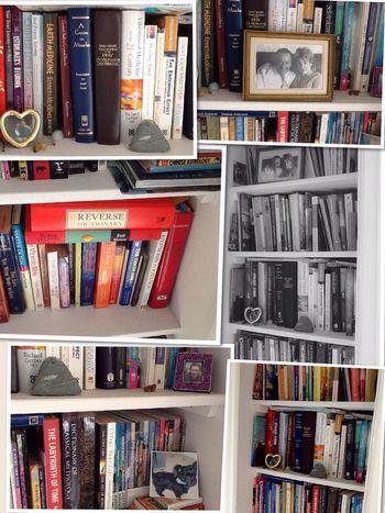 Books, books, books! I love em!