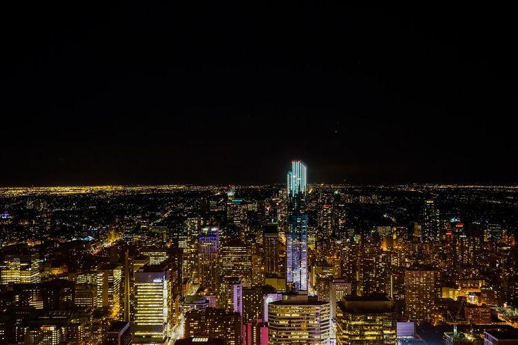 Aura of Toronto