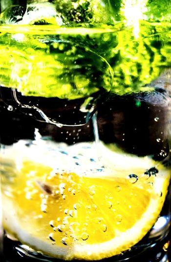 Close-up Refreshment Drink Freshness Water EyeEm Nature Lover EyeEm Best Shots EyeEm Eyemphotography Lemon Juice Lemon Pie Juice
