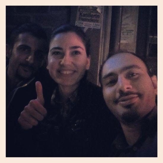 Kadıköy Barlarsokağı Fun Drinking smiling