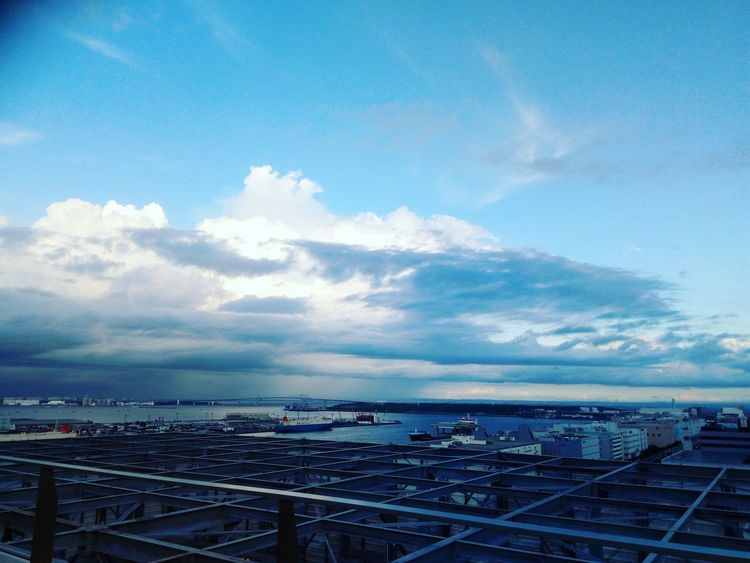 Cloud - Sky Tokyo,Japan Japan Photography Fujitv Skystage