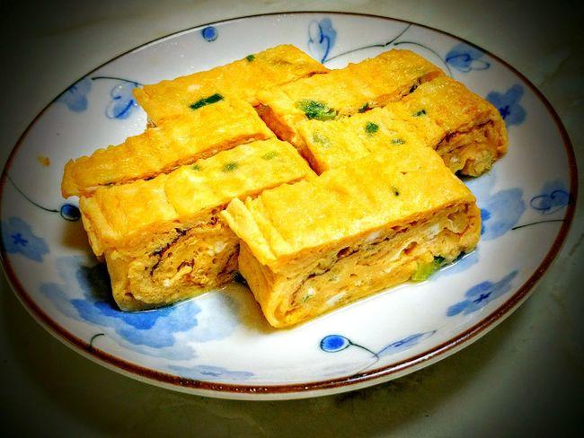 出汁巻き卵 rollde omelet with sous stock Cooking Japanese Omelette I Made It