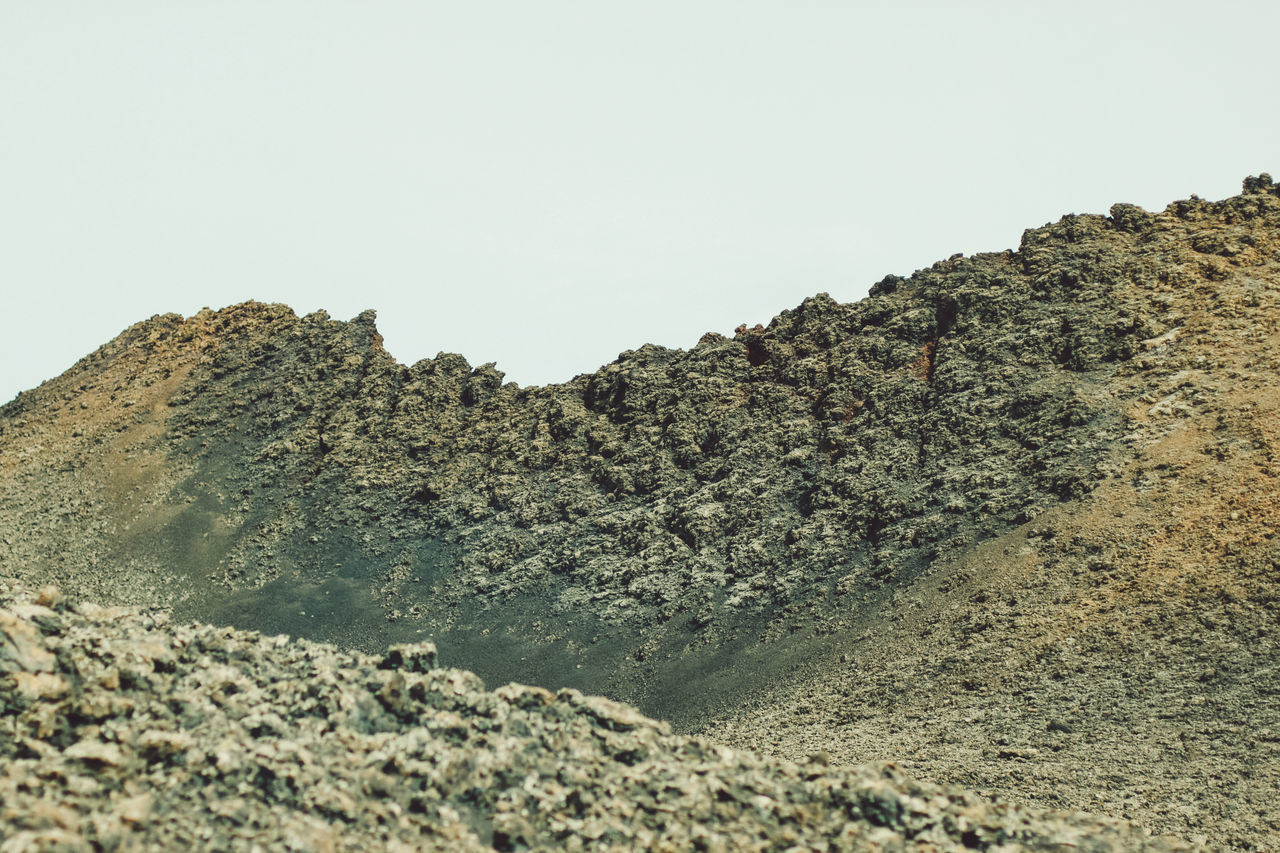 mountain, clear sky, nature, rock - object, no people, day, outdoors, tranquility, sky, beauty in nature, landscape