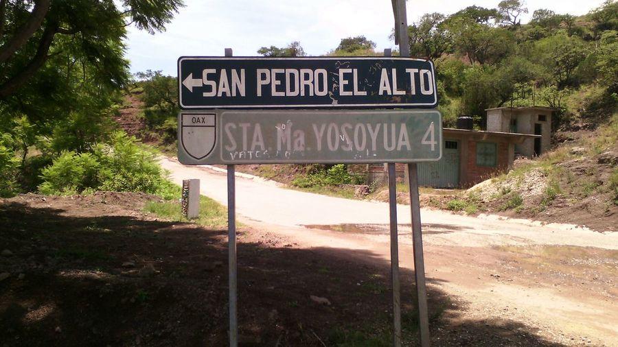 Dando El Rol ahora estamos en Oaxaca poblacion Yosoyua