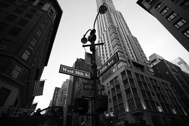 LeicaMMonochrome Newyorkcity 5th Avenue Manhattan monochrome world