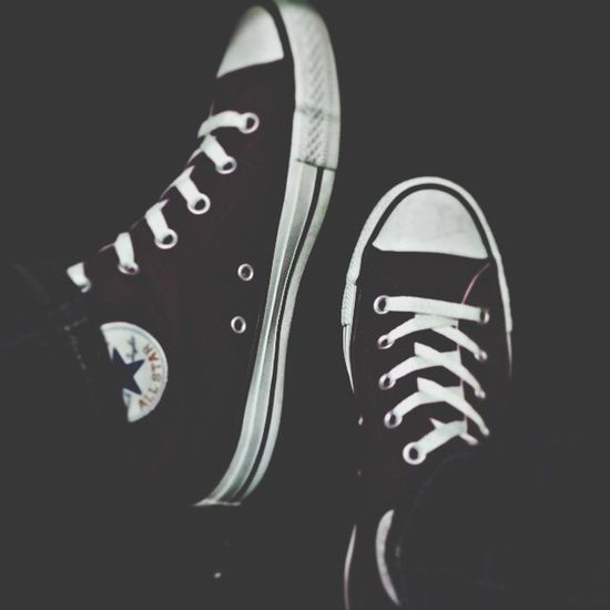 Off to..... Nowhere! Hanging Out Chuck Taylor