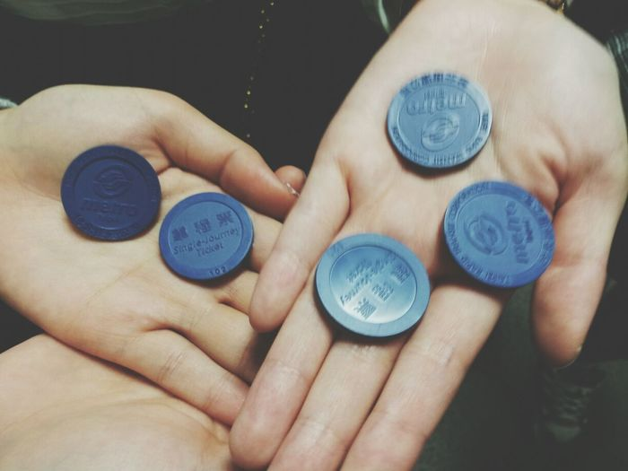 Traveling In Taiwan Traffic Coin