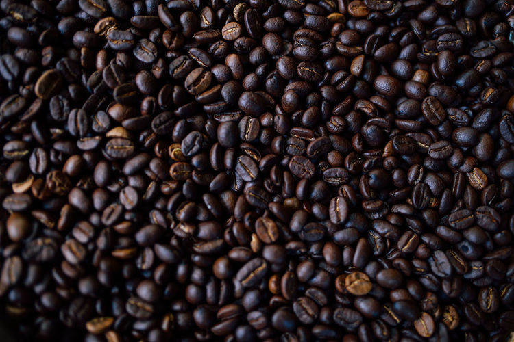 coffee bean. Seed Abundance Bean Brown Caffeine Close-up Coffee Drink Food Food And Drink Freshness Full Frame Still Life Textured Effect