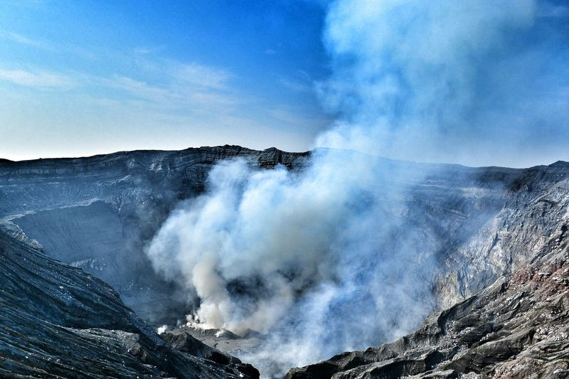The Earth's Breath EyeEm Best Shots EyeEm Nature Lover Volcano Japan