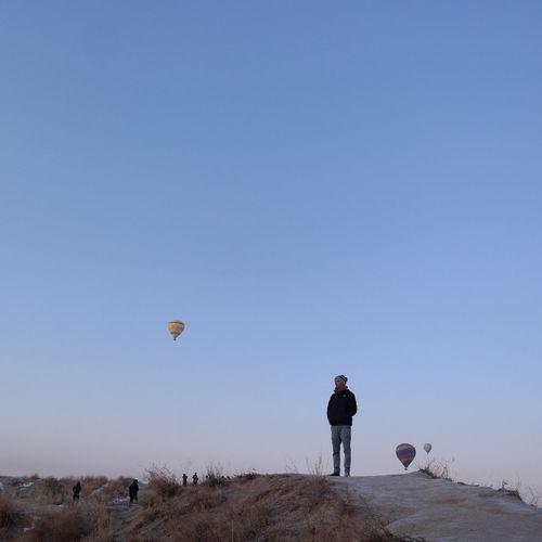Cappadocia Glowing Hotairballoon Postivevibes Sunrise Traveling Turkey VSCO