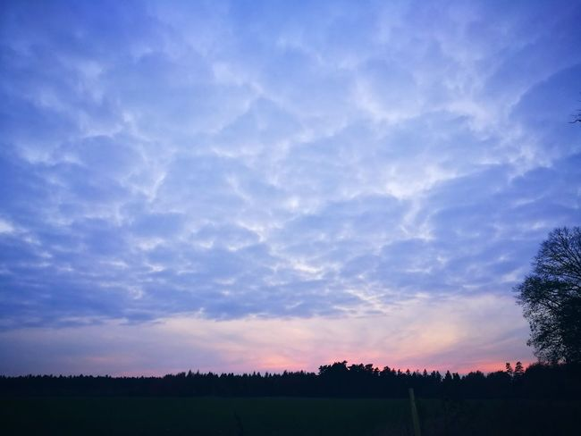 Cloud - Sky Sky No People Day Wonderful Nice Day Huawei P9 Leica HuaweiP9 Beautiful Sky Beautiful Colors Beauty In Nature Poland Sunset Naturelovers Nature Photography Nature_perfection Sky Only Horizon