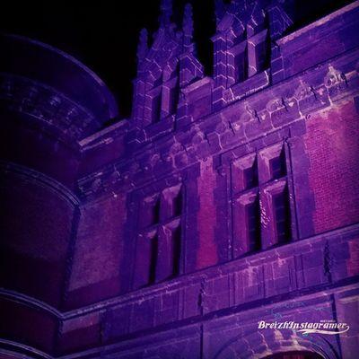 Pas de Fantômes aux fenêtres. Trévarez de nuit StGoazec @finisteretourisme