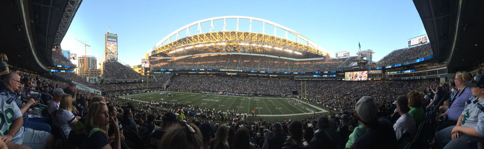 EyeEm Selects Centurylinkfield Seattle Seahawks Football NFL NFL Football