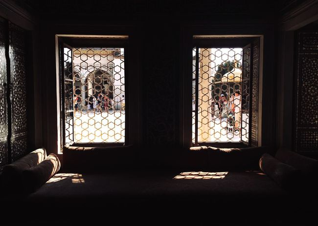Twin Window Sunlight Sun Windows History Topkapi Palace Istanbul Photography Turkey Nikon EyeEm Best Shots EyeEmNewHere EyeEmNewHere Window Indoors  No People Glass - Material Day Sunlight Architecture Silhouette Shadow Domestic Room Building Home Interior Curtain Floral Pattern Transparent House Dark Built Structure EyeEmNewHere