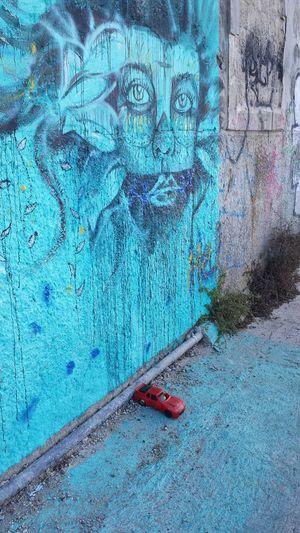 No Edit/no Filter Graffiti Wall Taking Photos Por Aí...