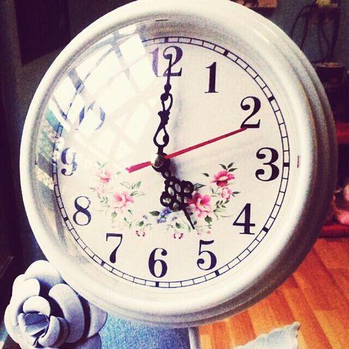 Wasting Time Clocks Vintage Clock New Clock