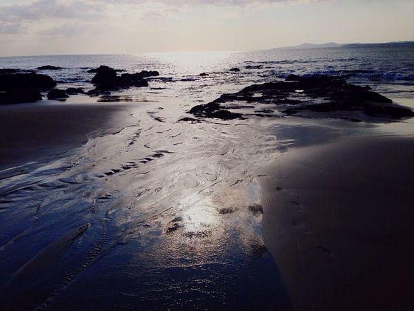 Enjoying The Sun Sea Sunshine