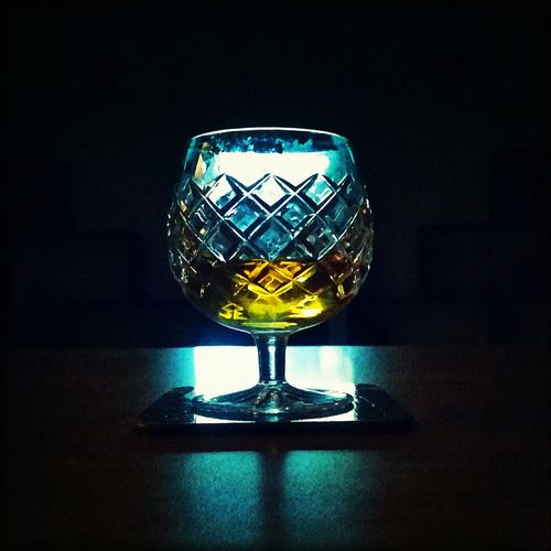 Cheers! Goodnight Cheers 🍻 Kanpai Crystal Nightcap Have A Drink With Me Relaxing 🍸