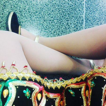 Only Women Young Women Human Body Part Human Leg Dancers Caporales
