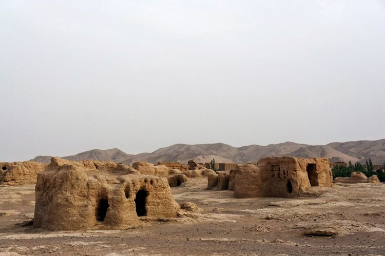 Ancient History Desert History House Landscape Monument Nature Rammed Earth