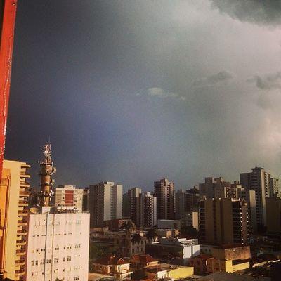 Tou achando que hj vai chover ;)