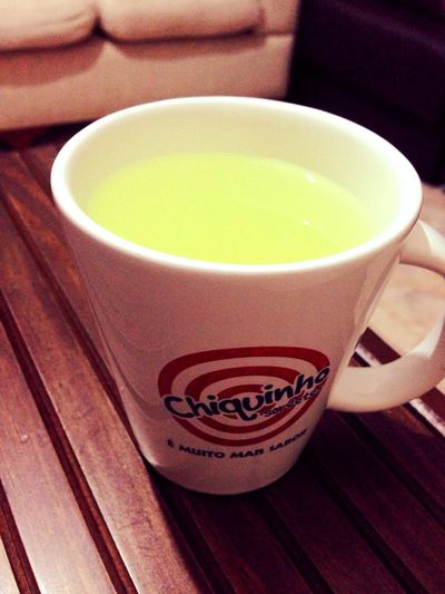 bora toma um sorvete.SQN, chá pra gripe.?